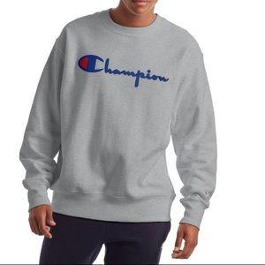 Champion Unisex Sweatshirt NWT